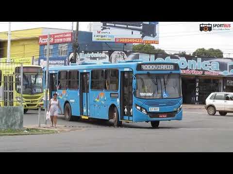 Movimentação de ônibus #1 Terminal Cohab