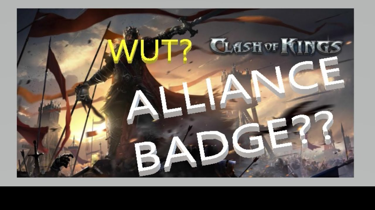 Clash of kings the west alliance badges and capital quests youtube clash of kings the west alliance badges and capital quests malvernweather Gallery