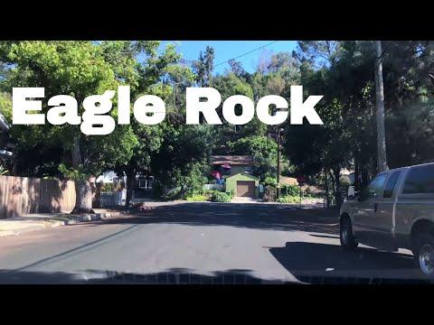 🔴  Eagle Rock Realtor Driving Tour 4K