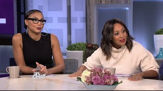 What Happened When Adrienne Went Spinning with Mel B?