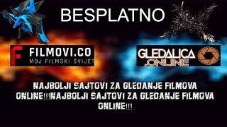 Najbolji sajt za besplatno gledanje stranih filmova sa prevodom
