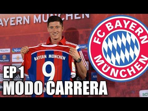 FIFA 17 Modo Carrera ''Manager'' FC Bayern Munich - ¡FICHAJES! EP 1