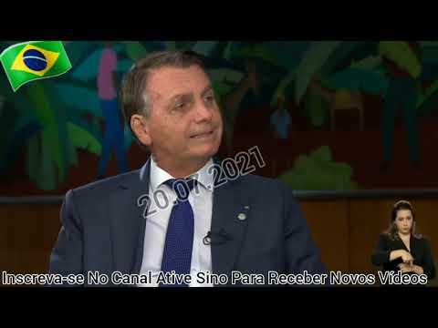☝️ ENTREVISTA Completa Sobre Futuro Do Brasil ........................... olhocerto
