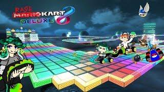 Mushroom Madness - Ukata Crusty The Clown Laugh - RageKart 8 Deluxe