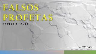 LIVE - Pastor Marcelo Vinicius - 03/08/2020