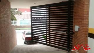 Puerta batiente automatica faac 400 sbs - Brazos puertas automaticas ...