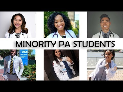 The True Life of a Minority PA Student - ( Physician Assistant Documentary)