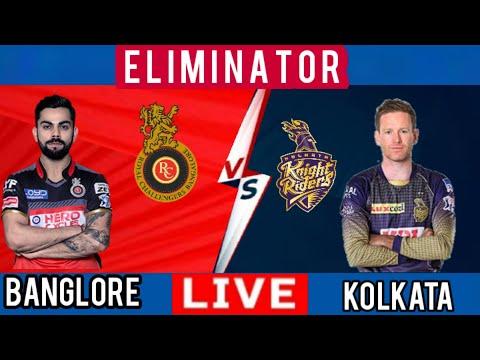 Watch 🔴LIVE: RCB vs KKR Eliminator Live | Bangalore vs Kolkata Live scores & Commentary | Live Match Today – Star Sports IPL 2021 Video