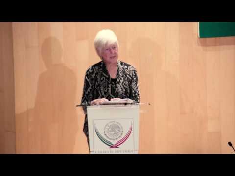 Conferencia con la Dra. Melissa Farley (Estados Unidos)