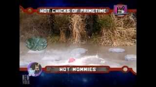 MXC 510 Hot Chicks of Primetime vs Hot Celebrity Mommie