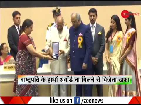 Deshhit: National Awards 2018; Winners upset about President Kovind handing over only 11 awards