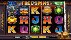 Robo Jack Online Slot Game