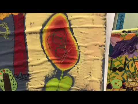Creative Abundance Collaborative Art Tip #1