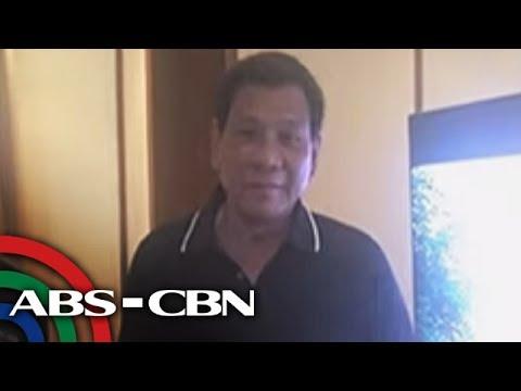 Bandila: Palasyo, naglabas ng mga larawan ni Duterte