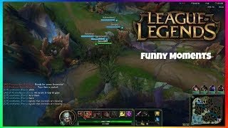 League of Legends - Rocket Launchers And Terrible Strats! (League Funny Moments)