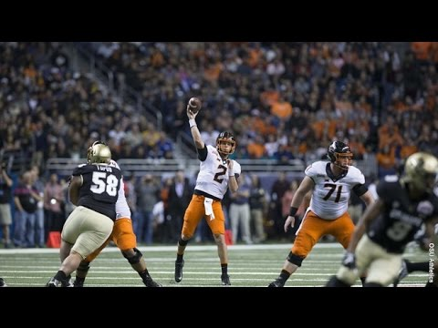 Oklahoma State vs Colorado 2016 Alamo Bowl
