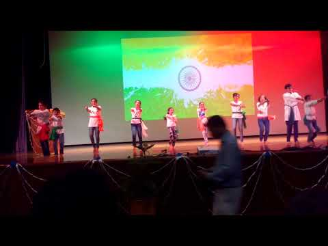Kehte Hain Humko Pyar Se India Wale ... Dance  By Kartikeya And Friends