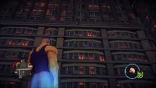 Saints Row 4 free roam gameplay!!