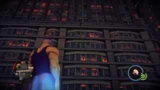 Saints Row 4 free roam gameplay
