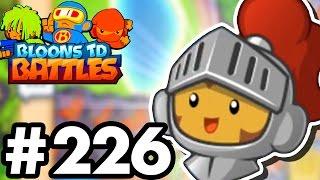 BRAND *NEW* TOWERS | Bloons TD Battles Part 226 | NEW DART MONKEY SKIN...!!!!!