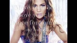 Jennifer Lopez - Papi (lyrics on screen)