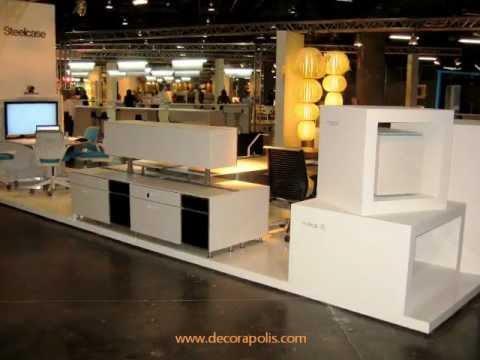 Muebles de oficina para espacios de trabajo feria for Oficinas de empleo valencia