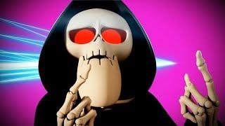 Spookiz  Dancing With A Skeleton  스푸키즈  Funny Cartoon  Kids Cartoons  Videos For Kids