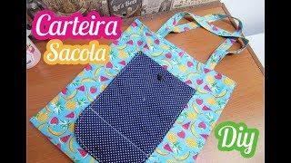 Eco Bag – Bolsa Ecológica – DIY