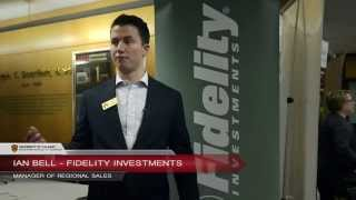 Job Fair: Insider Access with Fidelity Investments