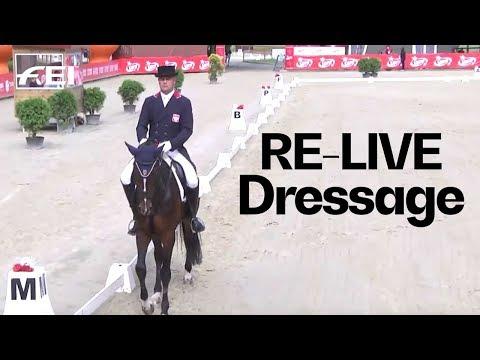 RE-LIVE | FEI Strzegom Horse Trials | Dressage CI-short 2* part 2 - Arena A | Strzegom (POL)