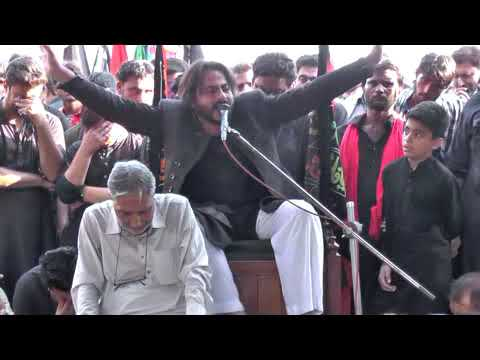 Allama Syed Irtiza Abbas Aaqvi 10th Mohrram 2019 - 2