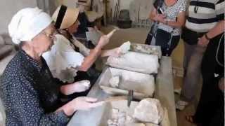 Marcognac, les origines de la porcelaine