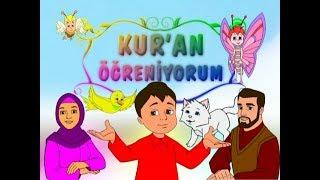 Kur'an Öğreniyorum 1.Ders