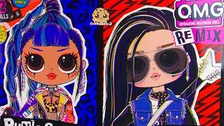 NEW OMG Rocker Boi Boy OMG Remix Fashion Doll Cookie Swirl C Haul Video