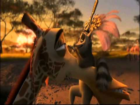 King Julien at his best!!