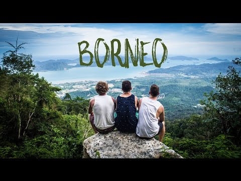BORNEO ADVENTURES + LANGKAWI. Watch before travelling there: