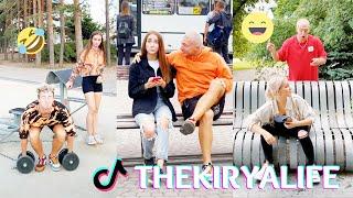 Full of Action and Comedy | Best of Kirya Funny Prank Tiktoks Part-2 |  @Kirya Kolesnikov