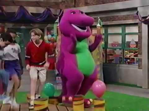 Barney Fun And Games 1996 Part 6 youtube.com/channel ...