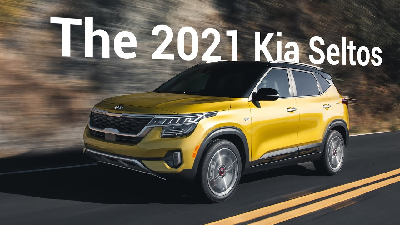 2021 kia seltos  review  autotrader  youtube