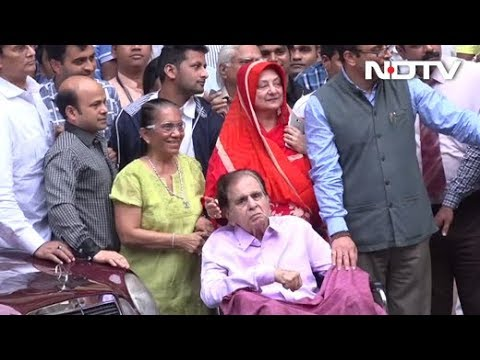 I Want To Thank All Those Who Prayed For Dilip Saab's Recovery: Saira Banu Mp3