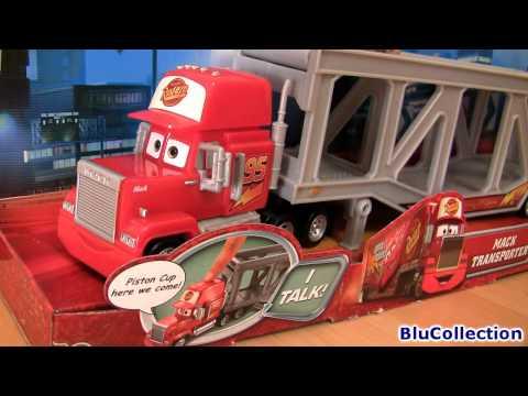 Cars  Dirt Race Set