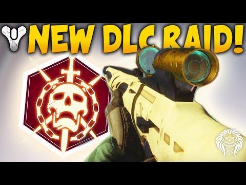 Destiny 2: NEW DLC RAID LAST WISH! New Loot Rewards, Boss Fights & Secrets thumbnail