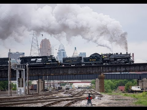 Southern Steam on the 1st District - Cincinnati to Danville with SOU 630