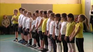 Окружной семинар по физической культуры в начальной школе