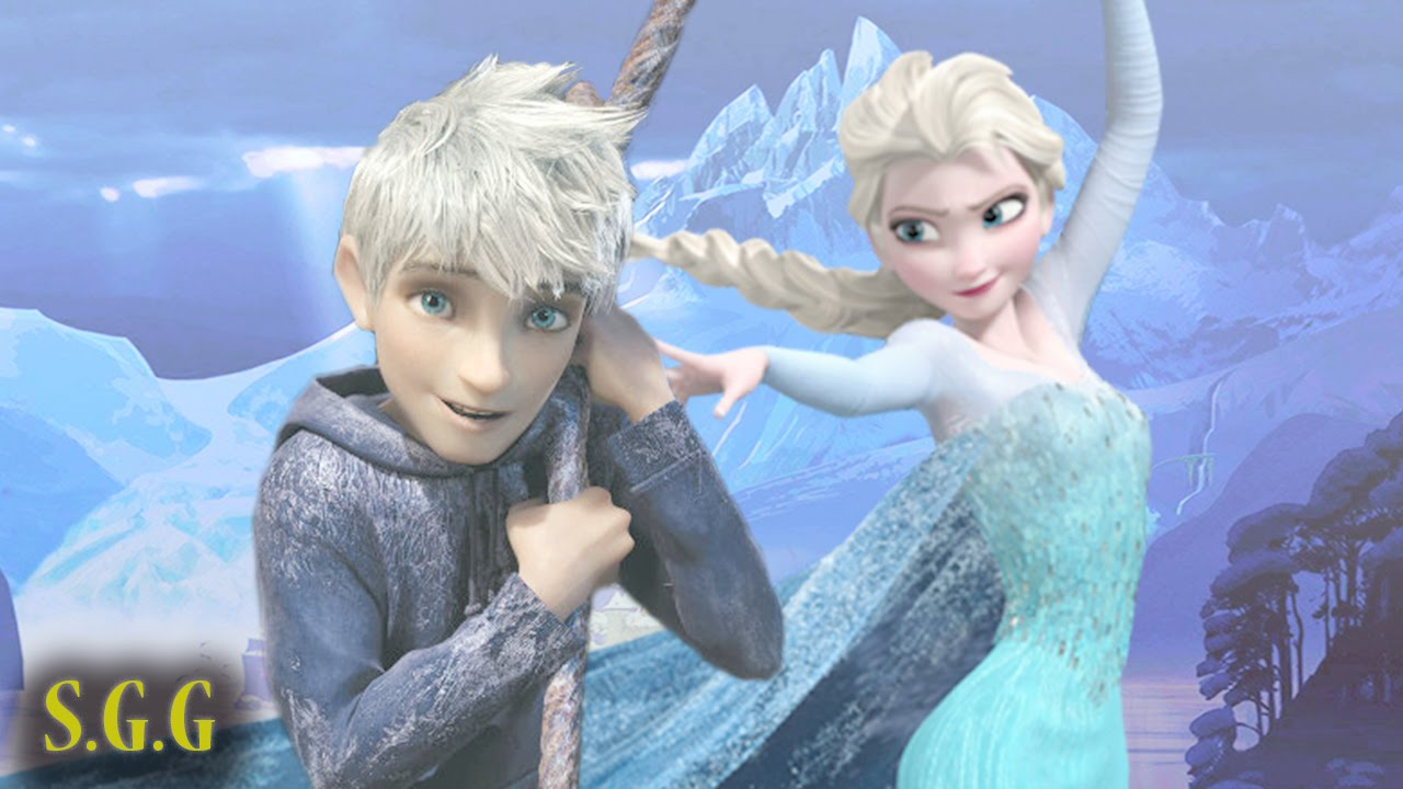 Anna and jack frost dating