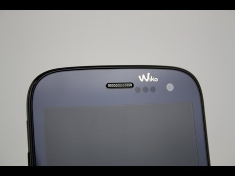 Wiko Darknight - Design