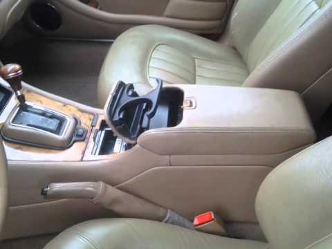 1996 JAGUAR XJ6 VANDEN PLAS FOR SALE AT TITAN MOTORS IN LAKELAND FLORIDA