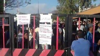 بالفيديو.. إضراب ضخم بالسعودية