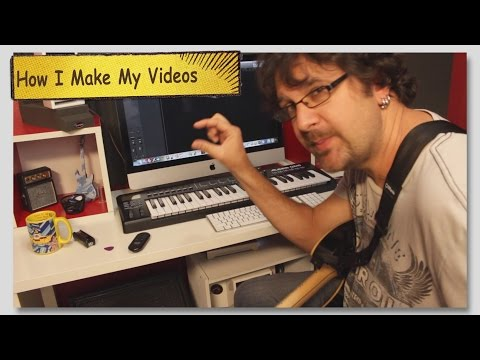 How To Make Youtube Guitar Videos