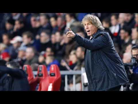 Gertjan Verbeek traint met FC Utrecht In Spanje